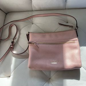 Kate Spade Polly Medium Top Zip Crossbody Bag
